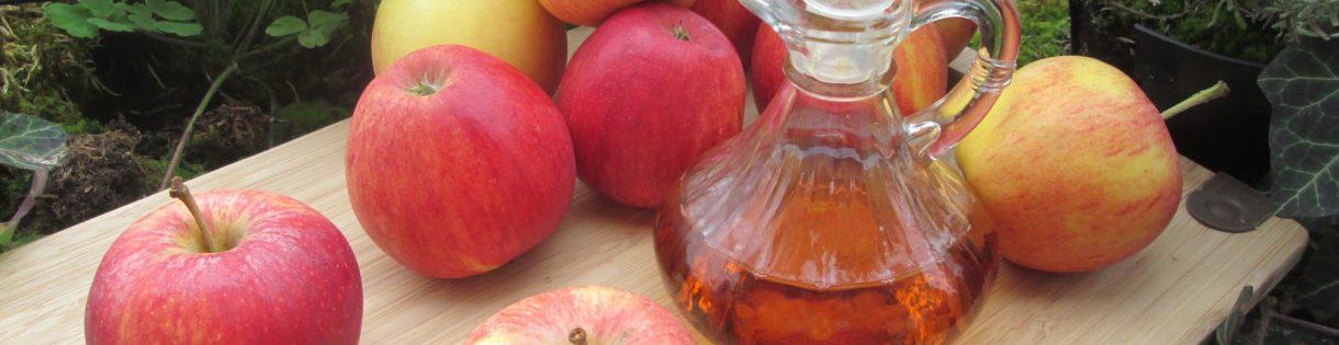 Vinaigre de cidre de pomme BIOMELSANTE